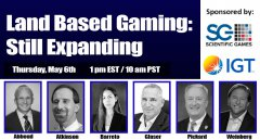 5.6 Webinar - Land based gaming: Still Expanding